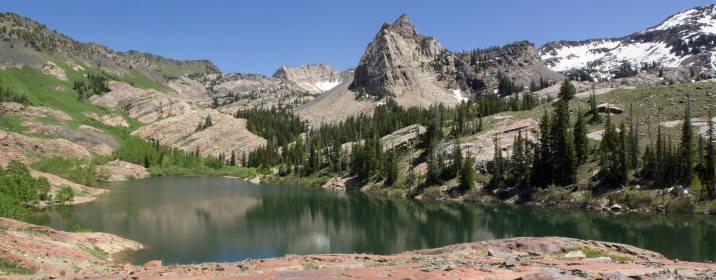 Lake Blanche #2