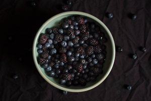 PB & J Berry Crisp | Farr Out Fine Art / The Kitchen Witch