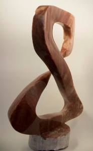 infinite beginnigs alabaster, Sarah Farr Out Fine Art