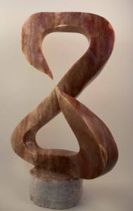 infinite beginnings alabaster, Sarah Farr Out Fine Art