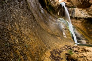 Calf Creek Falls, Sarah Farr Out Fine Art Photography