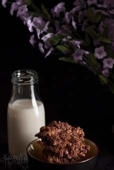 Easy No-Bake cookies